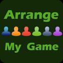 Arrange My Game icon