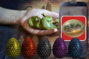 Screenshot of Dinosaurio Egg