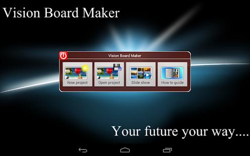 Vision Board Maker