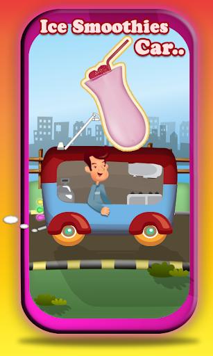 冰饮料制造商-孩子们的游戏