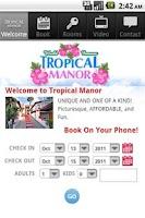 Screenshot of Tropical Manor