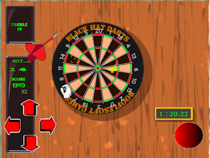 BH Darts - Round The Clock edt - screenshot thumbnail