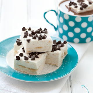 Cookie Dough Swirl Marshmallows
