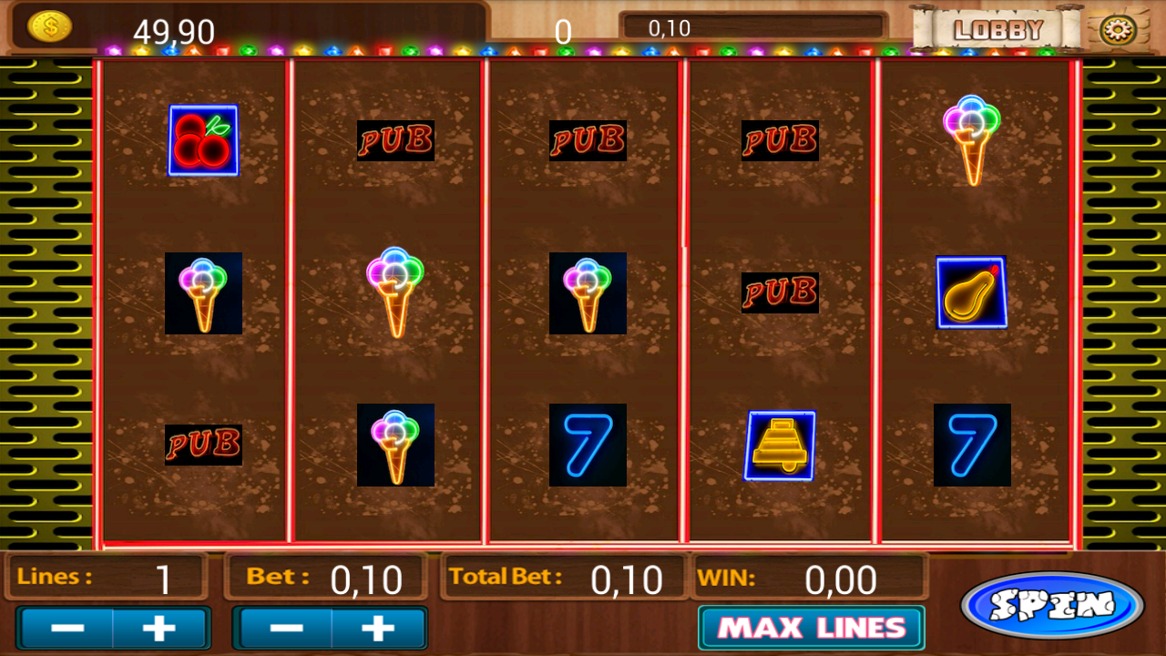 slots for fun play