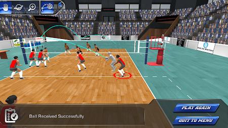 VolleySim: Visualize the Game 1.11 screenshot 715570