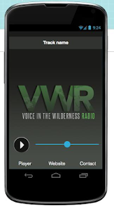 Voice in the Wilderness Radio- screenshot thumbnail