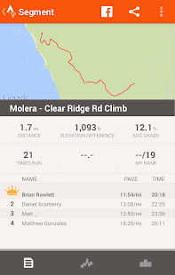 Strava Running and Cycling GPS Screenshot 9