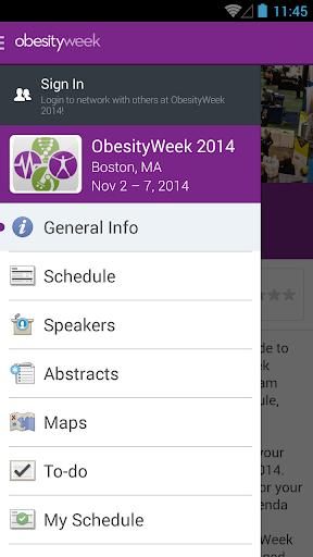 ObesityWeek 2014 in Boston MA