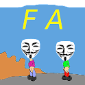 Finding Anonymous icon