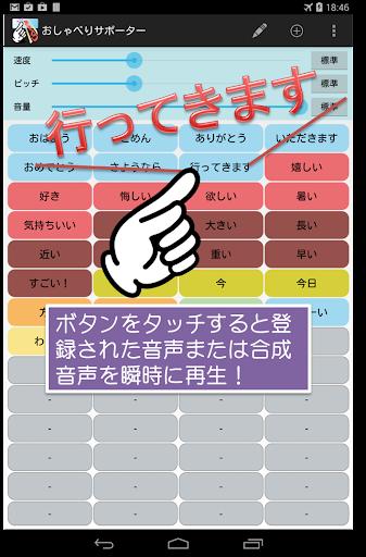 【免費醫療App】おしゃべりサポーター-APP點子