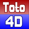 Singapore 4D, Toto Results icon