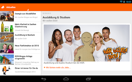 Abfall-App | BSR Screenshot 33