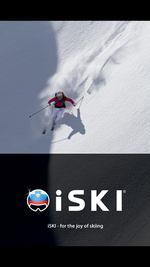iSKI Slovenija - screenshot
