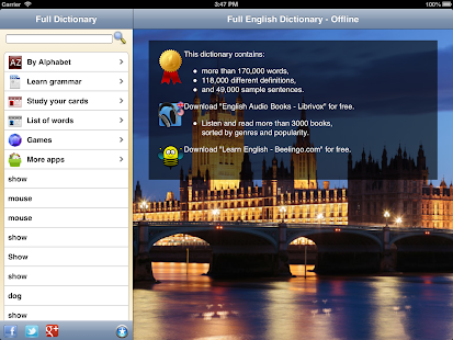 Oxford english dictionary key for android? - Mobisystems oxford ...