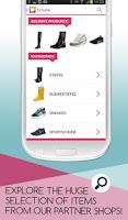 Screenshot of Shopalike Shopping