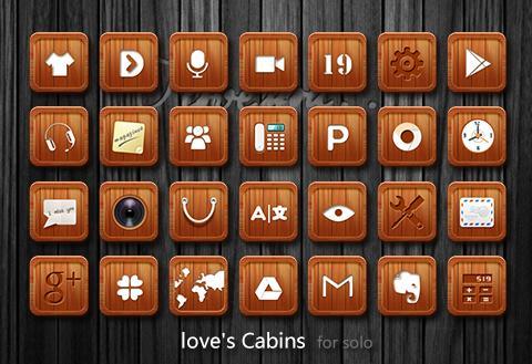 免費下載個人化APP|Love's Cabins Solo Theme app開箱文|APP開箱王