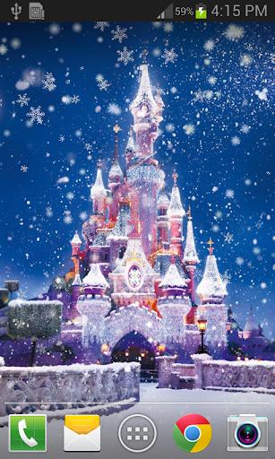 Christmas Snow Live Wallpaper 1.1.3 screenshots 8