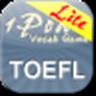 1Pod TOEFL Vocab game (Lite) icon