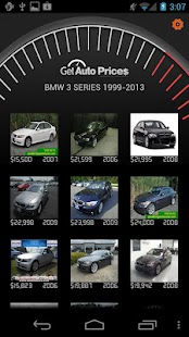 GetAuto Prices - screenshot thumbnail
