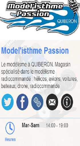 Model'isthme Passion