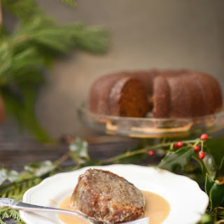Sticky Toffee Pudding Recipe, an Amazing Christmas Cake