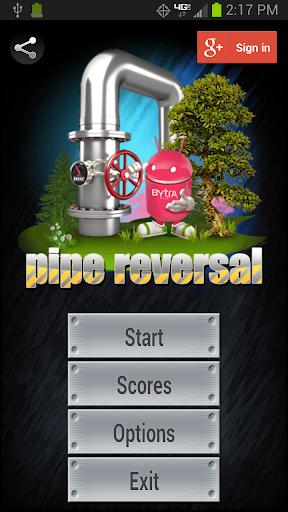 Pipe Reversal