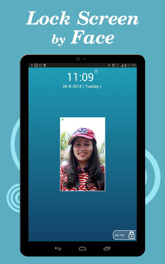 AppLock by Face- screenshot