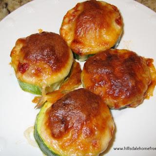 Healthy Zucchini Pizza Recipe