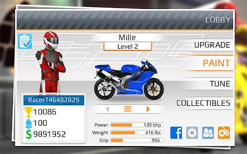 Drag Racing: Bike Edition - screenshot thumbnail