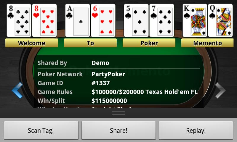 Replay poker review