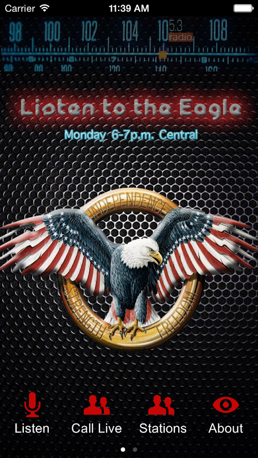 Listen to the Eagle- screenshot