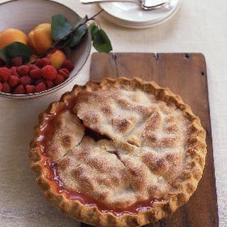 Apricot Raspberry Pie