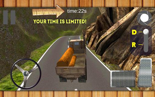 Lumberjack Truck Simulator