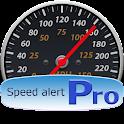 Speed Alert Pro icon
