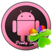 Pinky Soft for Go Launcher EX