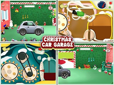 Christmas Car Garage Fun v33.5
