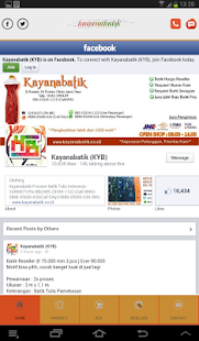 Kayana Batik Store- screenshot thumbnail