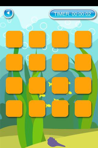 Animal Memory Kids Game - screenshot