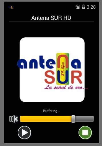 Antena SUR HD