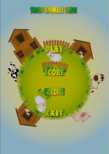 Simon Animals Farm