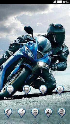 【免費個人化App】Sports Bike Clauncher Theme-APP點子
