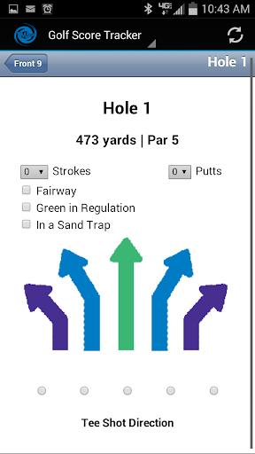 【免費運動App】Golf Score Tracker-APP點子