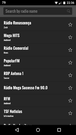 ラジオ ポルトガル