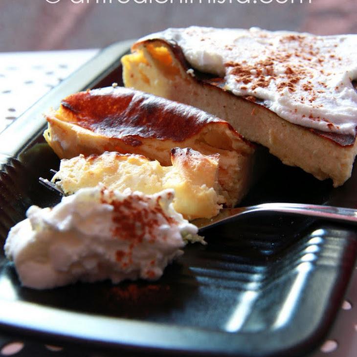 Dukan Lemon Cheesecake
