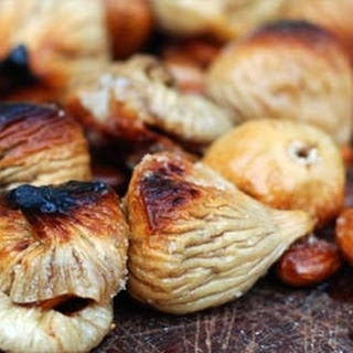 Baked Figs with Grappa Recipe