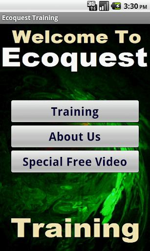 Struggling in Ecoquest Biz