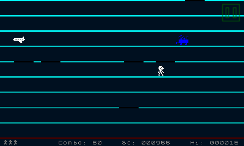 Jumping Jack- screenshot