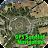 GPS satellite MAP navigation logo