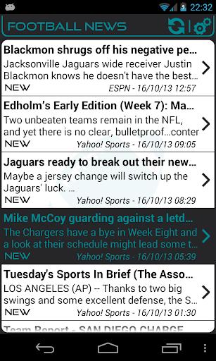 【免費運動App】Jacksonville Football News-APP點子