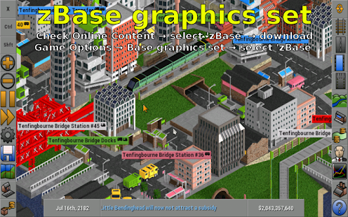 OpenTTD Screenshot 4
